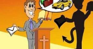 falso pastor